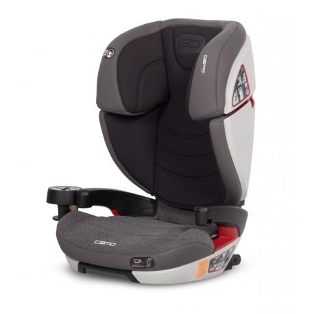 Fotelik samochodowy Camo EasyGO 15-36 kg carbon