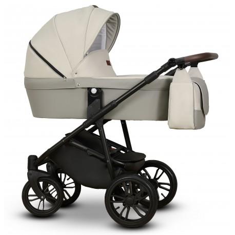 Nomi Vega wózek dziecięcy 2w1 (gondola + fotelik samochodowy)