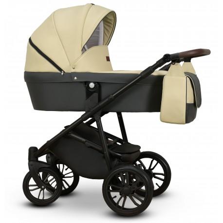 Nomi Vega wózek dziecięcy 3w1 beżowy