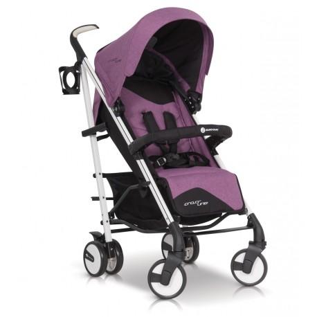 Euro Cart CrossLine wózek spacerowy purple
