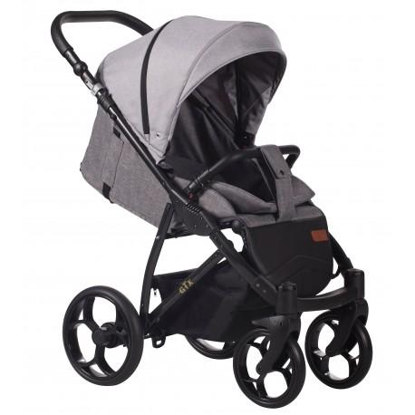 Baby Merc GTX wózek spacerowy szary