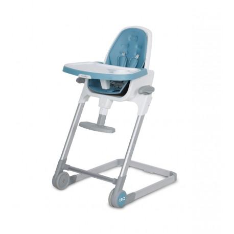 EasyGo Linea  krzesełko do karmienia kolor niagara