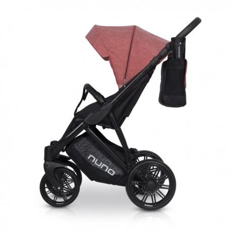 Wózek spacerowy Riko Nuno scarlet