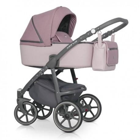 Riko Marla wózek dzieciecy wielofunkcyjny 4w1 (z bazą isofix)