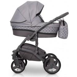 Expander Astro wózek dziecięcy wielofunkcyjny 3w1 szary