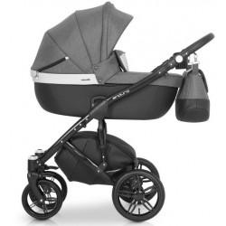 Expander Enduro wózek dziecięcy wielofunkcyjny 3w1 white