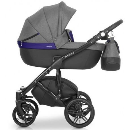 Expander Enduro wózek dziecięcy wielofunkcyjny 3w1 denim