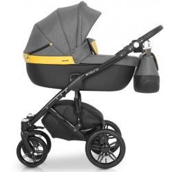 Expander Enduro wózek dziecięcy wielofunkcyjny 3w1 yellow