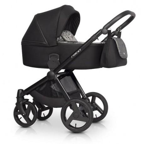 Ratio Expander wózek dziecięcy wielofunkcyjny 4w1 (z bazą isofix)