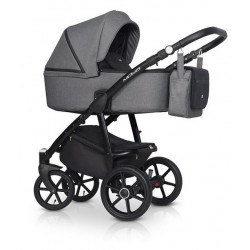 Moya Expander wózek dziecięcy wielofunkcyjny 4w1 (z bazą isofix)