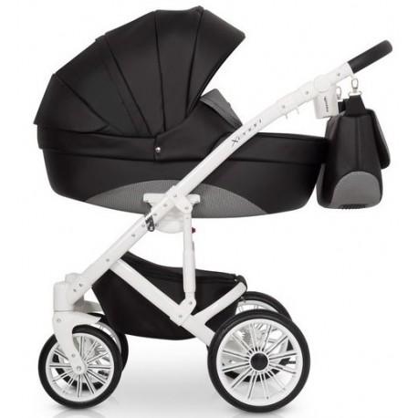 Xenon Expander wózek dziecięcy wielofunkcyjny 2w1 kolor white