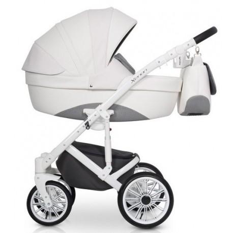Xenon Expander wózek dziecięcy wielofunkcyjny 3w1 kolor white