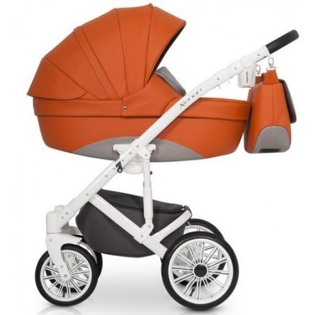 Xenon Expander wózek dziecięcy wielofunkcyjny 3w1 kolor copper