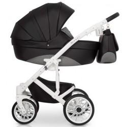 Xenon Expander wózek dziecięcy wielofunkcyjny 3w1 kolor carbon