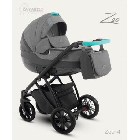 Camarelo Zeo wózek dziecięcy wielofunkcyjny 2w1 Szary