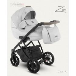 Camarelo Zeo wózek dziecięcy wielofunkcyjny 2w1 Biało Szary