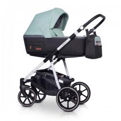 Riko Swift natural  wózek dziecięcy wielofunkcyjny 2w1 Basil