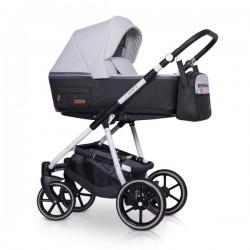 Riko Swift natural  wózek dziecięcy wielofunkcyjny 2w1 Stone