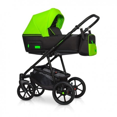 Riko Swift Neon wózek dziecięcy wielofunkcyjny 4w1
