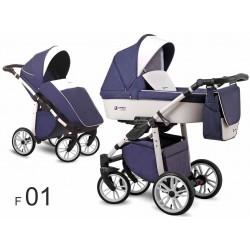 Lonex First wózek dziecięcy 3w1