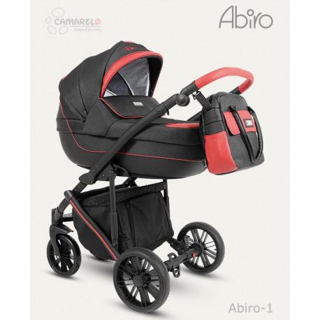 Abiro wózek dziecięcy 4w1