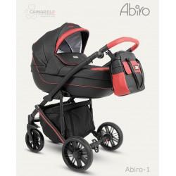 Abiro wózek dziecięcy 3w1