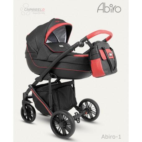 Abiro wózek dziecięcy 2w1 kolor 01