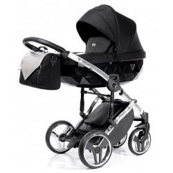 Wózek  Junama Onyx dziecięcy wielofunkcyjny 4w1  (z bazą isofix)