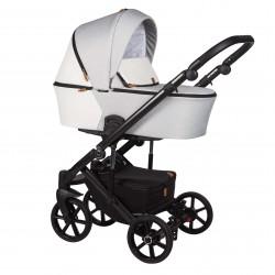 Wózek dziecięcy wielofunkcyjny Mosca Baby Merc 2w1 biały