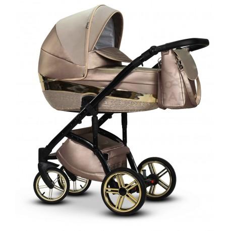 Wielofunkcyjny wózek dziecięcy Canyon Wiejar w zestawie 4w1