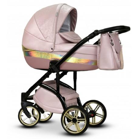 Wózek dziecięcy wielofunkcyjny Summer Queen Wiejar 2w1