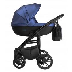 Wózek dziecięcy wielofunkcyjny Grander Play Eco Tutek 3w1 niebieski