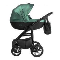 Wózek dziecięcy wielofunkcyjny Grander Play Eco Tutek 3w1 zielony