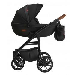 Grander Play Tutek wózek dziecięcy wielofunkcyjny 3w1 czarny