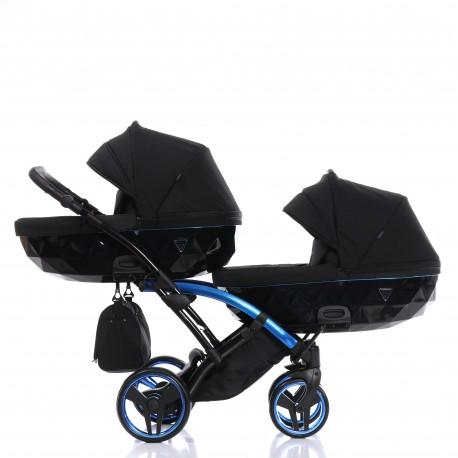 JUNAMA INDIVIDUAL DUO SLIM  wózek bliźniaczy 2w1