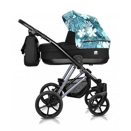 Wózek dziecięcy Vivaio Less Milu Kids 2w1