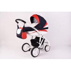 Wózek dziecięcy Kalifornia wielofunkcyjny 3w1
