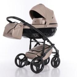 Wózek dziecięcy SAPHIRE JUNAMA 3w1 różowy