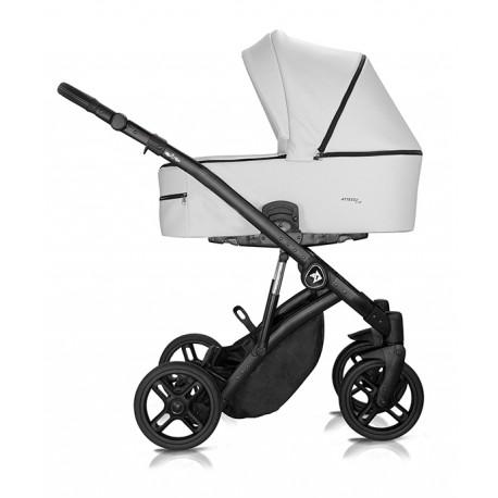 Wózek dziecięcy Atteso Ledo wielofunkcyjny Milu Kids 3w1