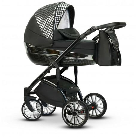 Elegancki wózek dziecięcy Constellation Wiejar 2w1