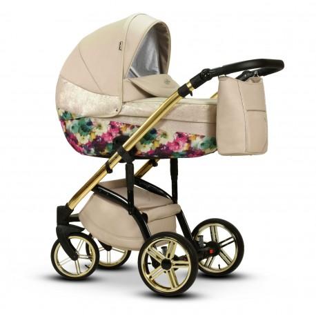 Stylowy wózek dziecięcy Molokai Duo Wiejar wielofunkcyjny 2w1