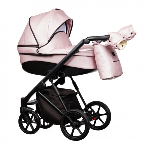 Wózek dziecięcy FX Eco Paradise Baby 2w1 różowy