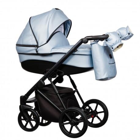 Wózek dziecięcy FX Eco Paradise Baby 2w1 niebieski