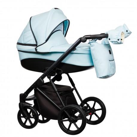 Wózek dziecięcy FX Paradise Baby 2w1 błękitny