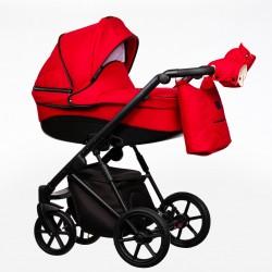 Wózek dziecięcy FX Paradise Baby 2w1 czerwony