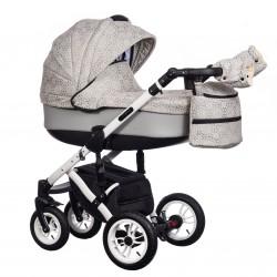 Wózek dziecięcy Paradise Baby EUFORIA wielofunkcyjny 4w1