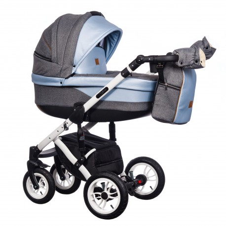 Wózek wielofunkcyjny Euforia Comfort Line Paradise Baby 3w1