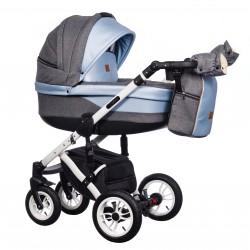 Wózek wielofunkcyjny Euforia Comfort Line Paradise Baby 2w1