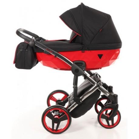 Wózek JUNAMA DIAMOND S LINE dziecięcy wielofunkcyjny 3w1