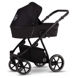 Wózek dziecięcy wielofunkcyjny Pax Lonex zestaw 3w1 czarny